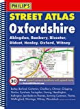 Philip's Street Atlas Oxfordshire (Philip's Street Atlases)