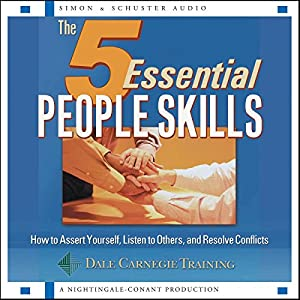 The 5 Essential People Skills Audiobook