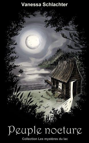 Couverture du livre Peuple nocturne