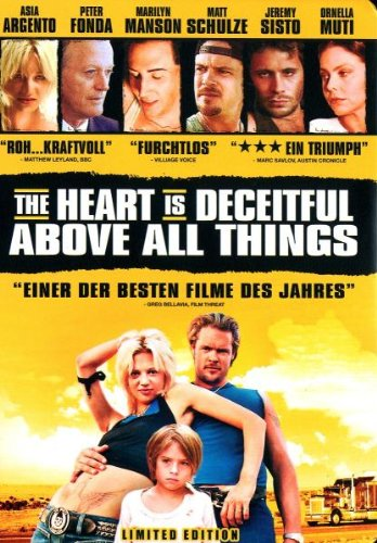 The Heart is Deceitful above all Things - Metal-Pack [Alemania] [DVD]