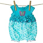 Butterfly and Bows Romper