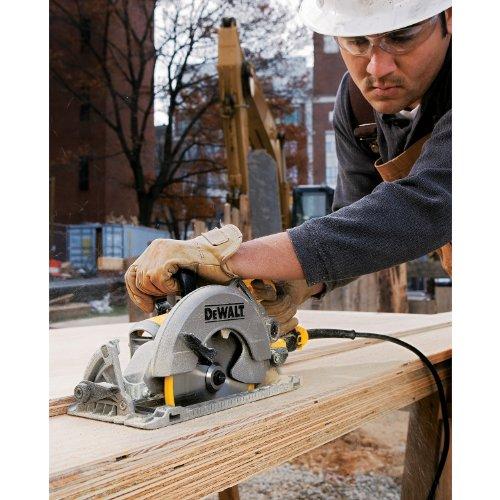 DeWalt DWS535  7 1/4-Inch Worm Drive Circular-Saw