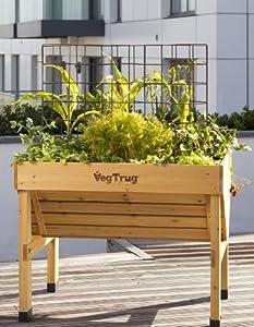balkon und terrassen hochbeet k che haushalt. Black Bedroom Furniture Sets. Home Design Ideas