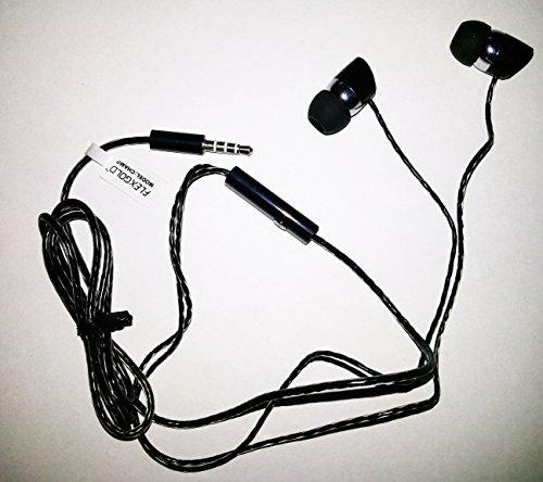 Flex Gold Rope In Ear Headset