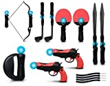 PlayStation Move 14 in 1 Pack - PlayStation 3 Standard Edition
