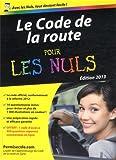 echange, troc PERMISECOLE.com - Code de la route 2013 Poche Pour les Nuls