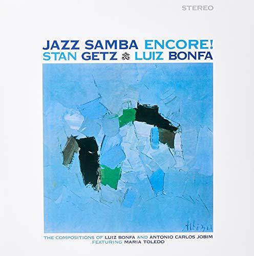 Vinilo : GETZ,STAN / BONFA,LOUIZ - Jazz Samba Encore