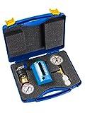 kit Combiné 3 sections pour linge sec/mouillé &la pression de mesure du débit...