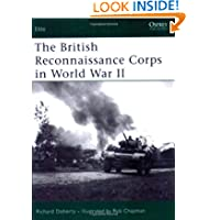 The British Reconnaissance Corps in World War II (Elite)