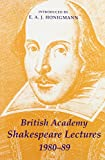 img - for British Academy Shakespeare Lectures 1980-89 (British Academy Series) book / textbook / text book