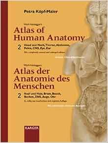 Wolf-Heidegger's Atlas of Human Anatomy / Wolf-Heideggers ...