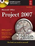 Microsoft Office Project 2007 Bible