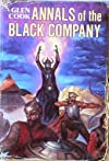 ANNALS OF THE BLACK COMPANY: The Black Company, Shadows Linger, Black Rose.