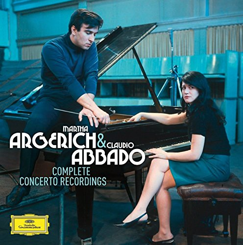 Album Art for Complete Concerto Recordings [6 LP][Limited Edition] by Argerich/Abbado