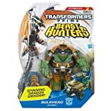 Bulkhead Transformers Prime Beast Hunters #007 Deluxe Class Action Figure