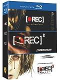 Pack: Rec 1 + Rec 2 + Rec 3 [Blu-ray]