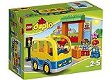 Lego Duplo Legoville-thème Ville - 10528 - Jeu De Construction - Le Bus Scolaire...