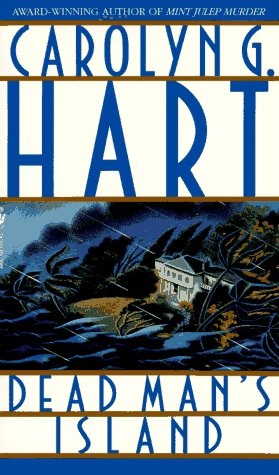 Dead Man's Island, CAROLYN G. HART