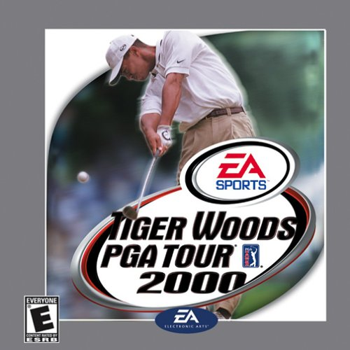 Tiger Woods PGA Tour 2000 (Jewel Case)