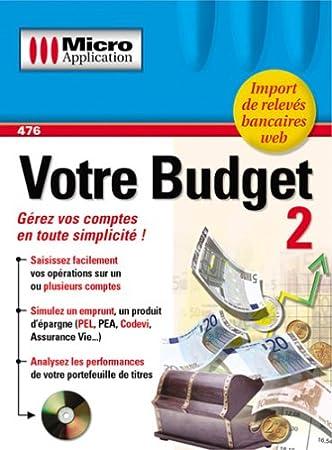 Votre budget 2