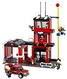 レゴ シティ 消防署 7240