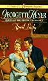 April Lady (A Harper Monogram Regency) (0061002429) by Heyer, Georgette