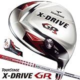 ブリヂストン TOURSTAGE ドライバー NEW ツアーステージ X-DRIVE GR ドライバー Tour AD B10-03w 10.5度 R45.5インチ