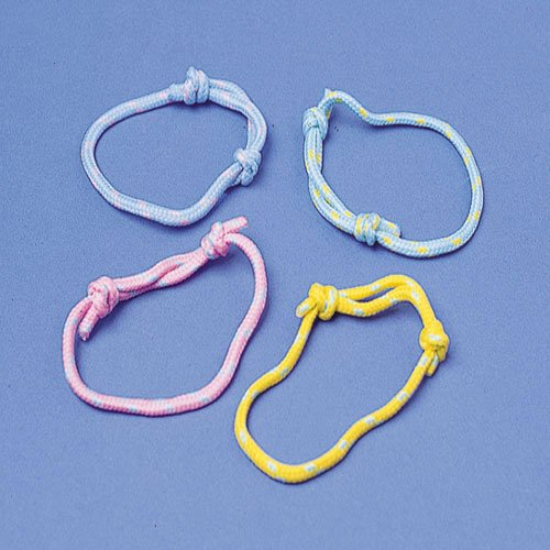Spring Color Friendship Bracelets 48 Pack - 1