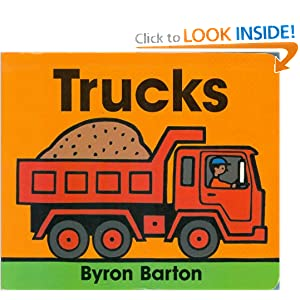 Trucks (Chunky Board Book)
