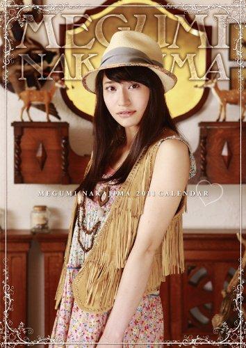 中島愛 2011年 カレンダー