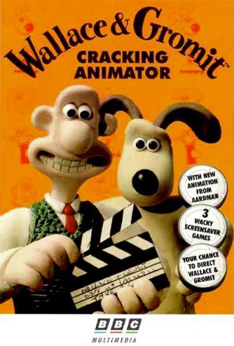 Wallace & Gromit Cracking Animator