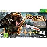 Cabelas Dangerous Hunts 2013 with Gun - Xbox 360