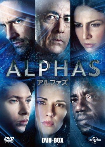 ALPHAS/アルファズ DVD-BOX