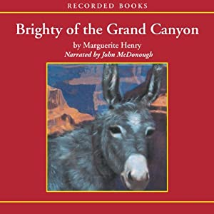 Brighty of the Grand Canyon Audiobook