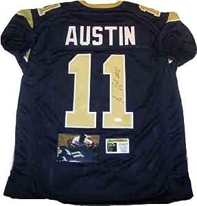 Tavon Austin Autographed Signed St Louis Rams Jersey
