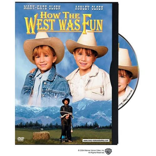 Amazon.com: How The West Was Fun: Mary-Kate Olsen, Ashley