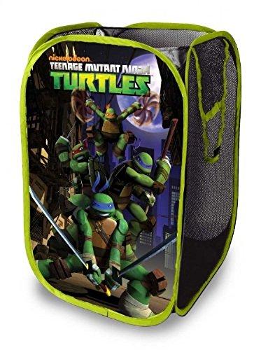 Nickelodeon Teenage Mutant Ninja Turtles Pop Up Hamper; New; Free Shipping (Ninja Turtle Pop Up Hamper compare prices)