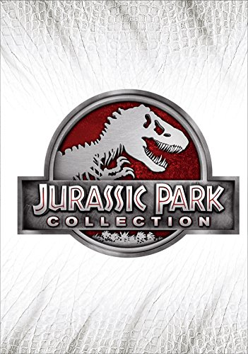 Jurassic Park Collection - All 4 Movies, Including Jurassic World