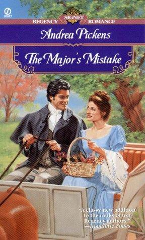 Image for The Major's Mistake (Signet Regency Romance)