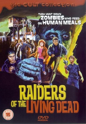 Raiders of the Living Dead [DVD]