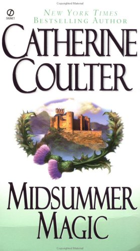 Midsummer Magic (Topaz Historical Romance), CATHERINE COULTER
