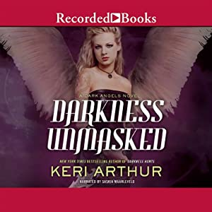 Darkness Unmasked Audiobook