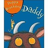 The Gruffalo Happy Birthday Daddy Large Card