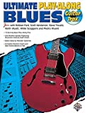img - for Ultimate Play-Along Guitar Trax Blues: Book & CD book / textbook / text book