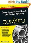 �bungsbuch Werkstoffkunde und Werksto...