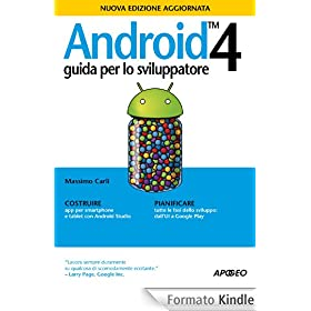 Android 4 - Guida per lo sviluppatore