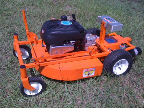 Hybrid Remote Control Mower B Class picture