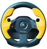 Logitech WingMan Formula GP Racing Wheel -USB