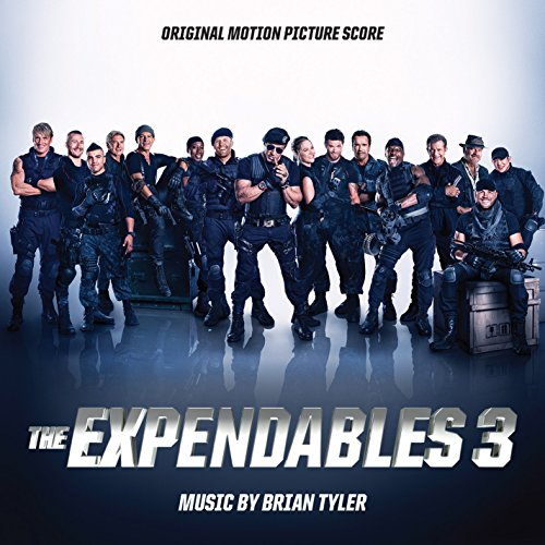 Brian Tyler-The Expendables 3 (Original Motion Picture Soundtrack)-OST-WEB-2014-SPANK Download