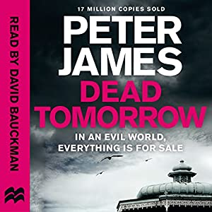Dead Tomorrow Audiobook